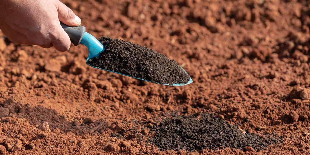 Εδαφοβελτιωτικά υλικά στον κήπο